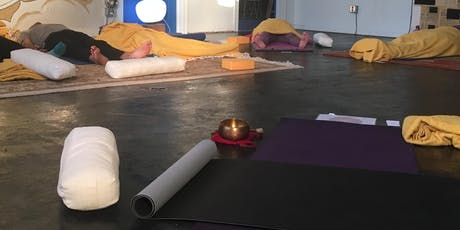 Dharma Gentle Class with Deep Relaxation tickets