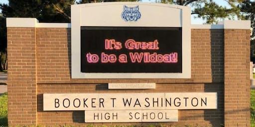 Booker T. Washington Class of 2000 20th year reunion