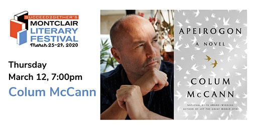 An Evening with Colum McCann