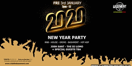 New year party (15 Plus) tickets