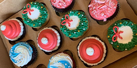 DIY Christmas Cupcake Decorating Party! tickets