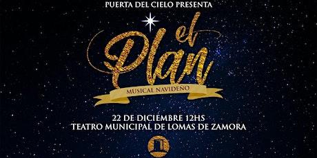 EL PLAN (musical navideño) entradas