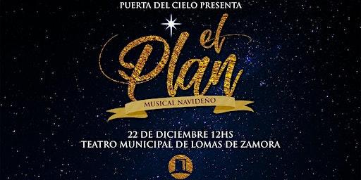 EL PLAN (musical navideño)