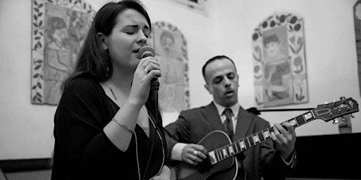 LIVE MUSIC: Charlotte Storer Duo (w/ Ofer Landsberg)