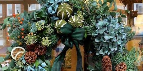 Wreath Making Workshop (Saturday) tickets
