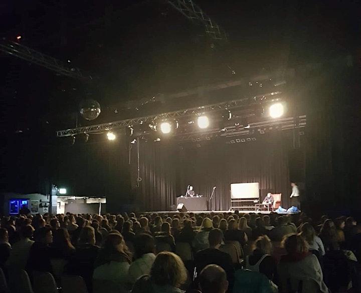 Poetry Slam Würzburg feat. Tim Whelan: Bild