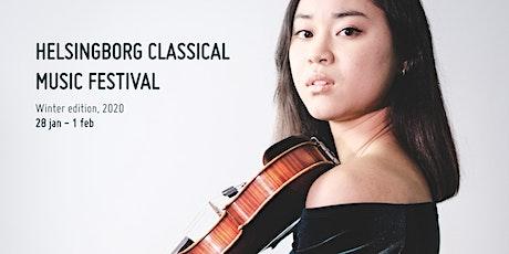 Helsingborg Classical Music Festival - Winter Edition 2020 biljetter