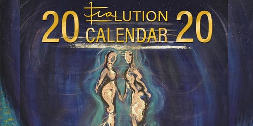 2020 EVALUTION CALENDAR LAUNCH