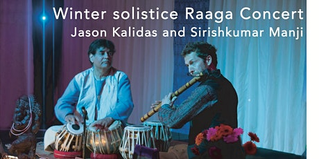 Healing sound - Special Raaga concert for solstice tickets