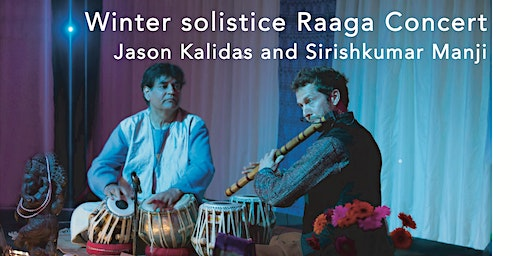 Healing sound - Special Raaga concert for solstice