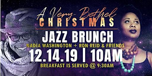 A Very Bethel Christmas: Jazz Brunch