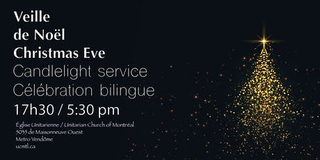 Veille de Noël - Christmas Eve Candlelight Service tickets