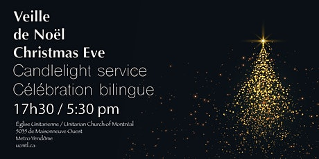 Veille de Noël - Christmas Eve Candlelight Service tickets