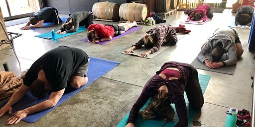 All-Levels Yoga Class - [Bottoms Up! Yoga & Brew]