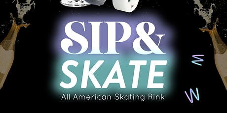Sip & Skate: A Throwback Decade Party tickets