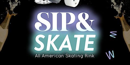 Sip & Skate: A Throwback Decade Party