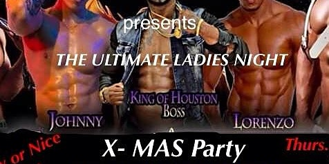 Ultimate ladies X mas party