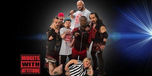 Midgets With Attitude - Midget Wrestling