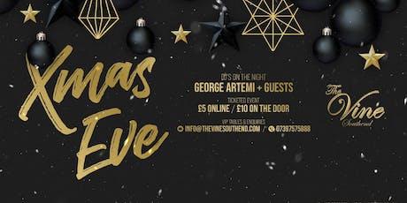 Christmas Eve @ The Vine Southend tickets
