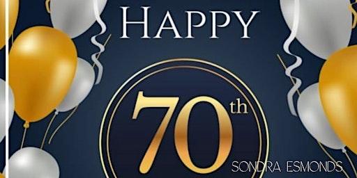 Sondra's 70th Birthday Celebration