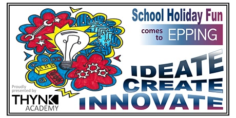 IDEATE - CREATE - INNOVATE tickets