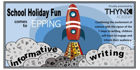 Informative Writing & Science Workshop tickets