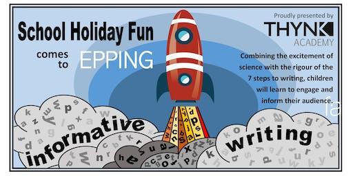 Informative Writing & Science Workshop
