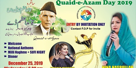 Quaid-e-Azam Day Celebration tickets