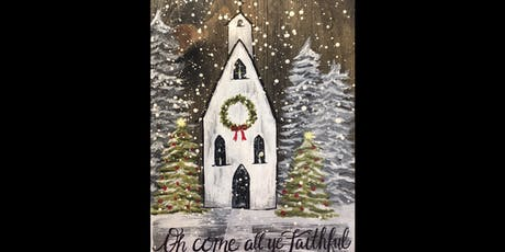 Christmas Church in the Woods on Wood  tickets