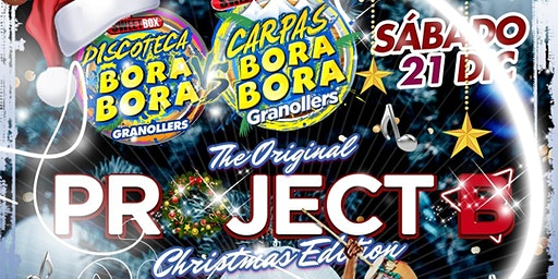 PROJECT B CHRISTMAS EDITION