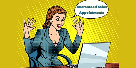 Copy of Guaranteed Sales Appointments tickets