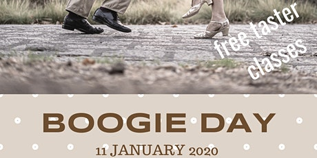 Boogie Day - Free Dance Tasters tickets