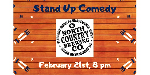 Stand Up Comedy at North Country Brewing Co