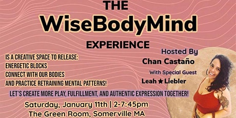 The WiseBodyMind Experience tickets