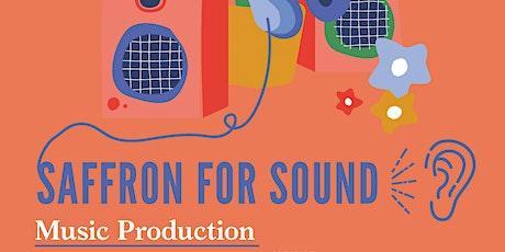 Saffron For Sound - Logic Course tickets
