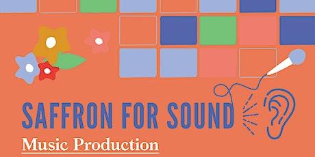 Saffron For Sound - Ableton  Course tickets