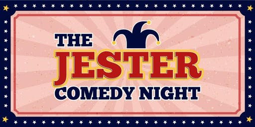 The Jester Comedy Night - Valentines Special