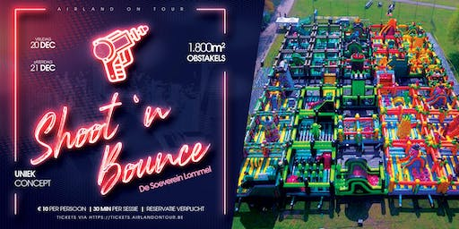 Shoot 'n Bounce XXL: Lommel