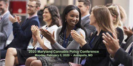 2020 Maryland Cannabis Policy Conference and Award Reception tickets