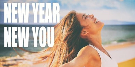 Confidence to change: New Year, New You tickets