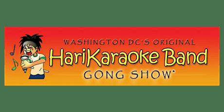 Live Band Karaoke tickets