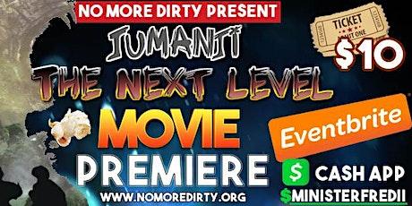 No More Dirty - Jumanji: The Next Level  Movie Premier & Red Carpet Event tickets