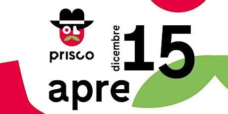 Inaugurazione della Pizzeria Prisco a Cava de' Tirreni biglietti