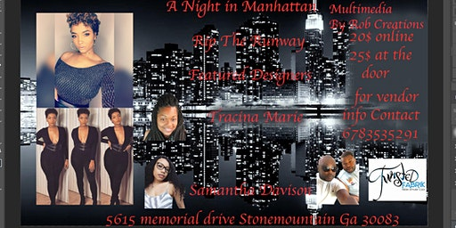 A Night  in Manhattan Rip The Runway