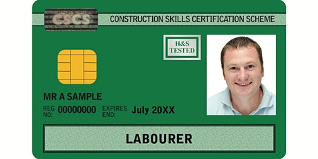 Fully Funded CSCS Card Course and Digital - Bristol - Temple Street tickets