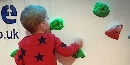 Parent and Toddler Climbing Group