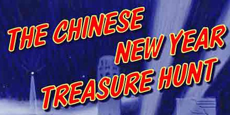 2020 Chinese New Year Treasure Hunt tickets