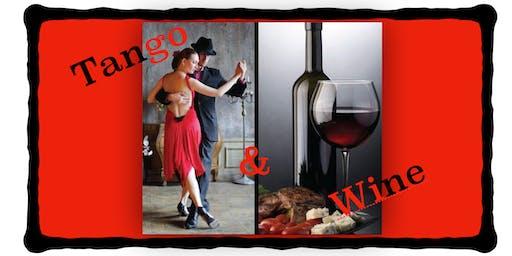 Tango and Wine Evening