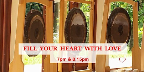 Valentine's Relaxing Gong Bath in Godalming tickets