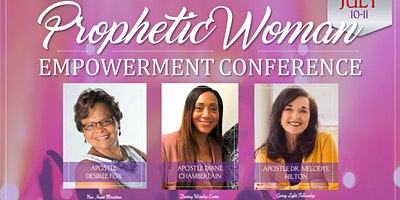 Prophetic Empowering Women's Conference 2020